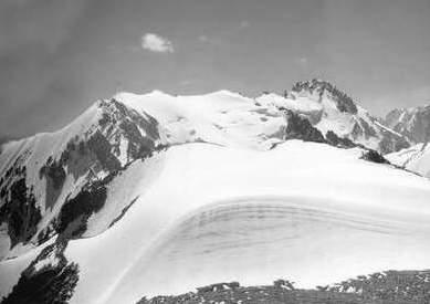 Pavlik Morozov Peak
