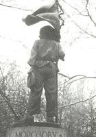 Statue of Pavlik Morozov